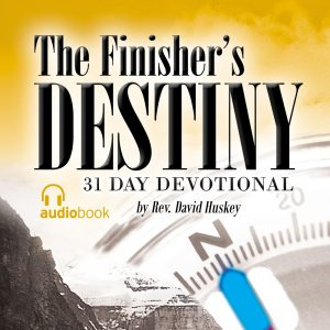 The Finisher's Destiny Audio Book
