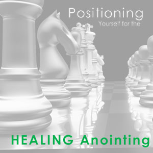 healing anointing cd series