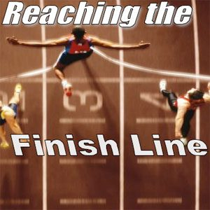 reaching the finish line CD teaching