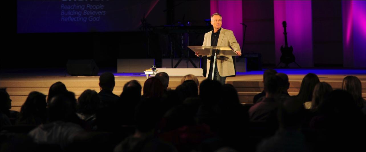 David Huskey teaching